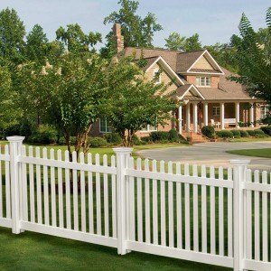 Picket PVC Fence