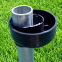 post pro pole leveler vinyl fence 1