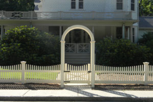 residential fences and gates