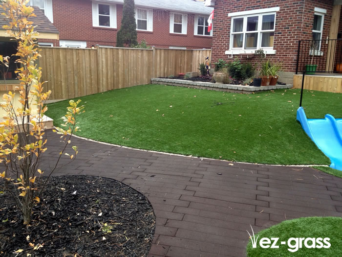 Artificial Grass Playground 2