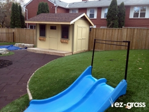 Artificial Grass Playground 3