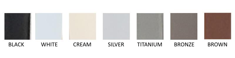 Colour Swatch 2020