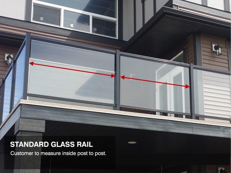 standard glass rail 1