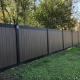 vinyl privacy fencing styles